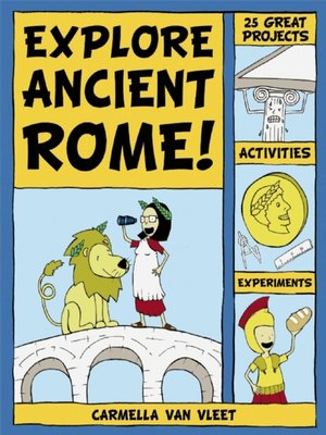 cover image of Explore Ancient Rome!